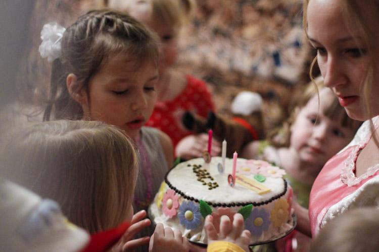 аниматор Принцесса на день рождения ребенка