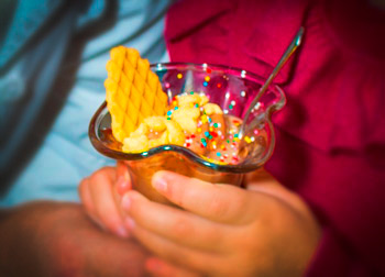 Крио мороженое