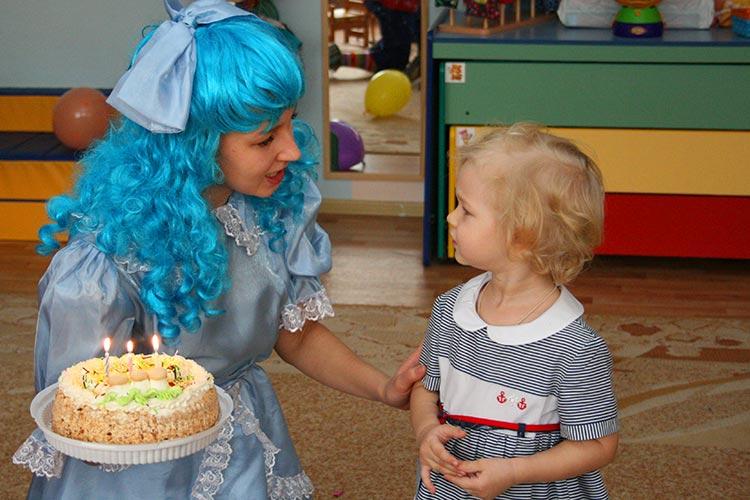 праздник детям 3 года