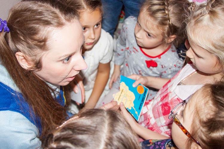 Детские праздники для девочек